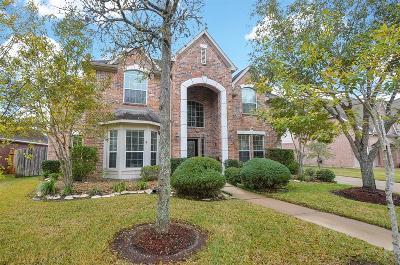 Missouri City Single Family Home For Sale: 8926 Helena Bend Bend
