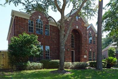 Tomball Single Family Home For Sale: 11510 Pecan Canyon Court