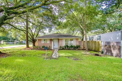 Alvin Single Family Home For Sale: 1303 W Phillips Street
