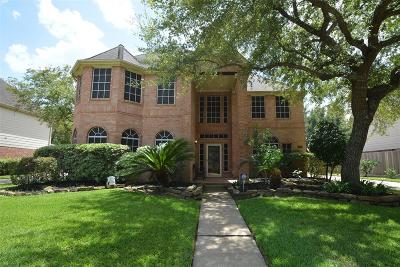 Katy TX Single Family Home For Sale: $286,900