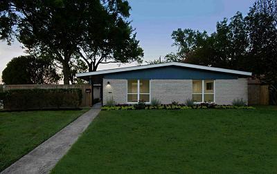 Houston Single Family Home For Sale: 5234 Saxon