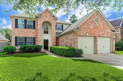 Pearland Single Family Home For Sale: 3623 Englewood Drive