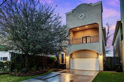 Houston Single Family Home For Sale: 1119 W 18th Street