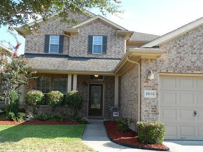 Cypress Single Family Home For Sale: 20115 Jasper Oaks Drive