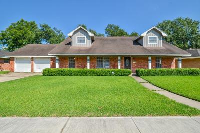 Pasadena Single Family Home For Sale: 2307 Harper Drive