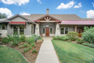 Fulshear Single Family Home For Sale: 31103 Riverlake Road