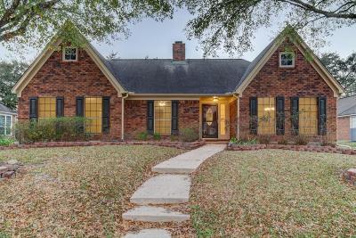 Single Family Home For Sale: 15214 Poplar Springs Lane
