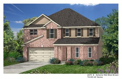 Pearland Single Family Home For Sale: 3118 Vintage View Lane