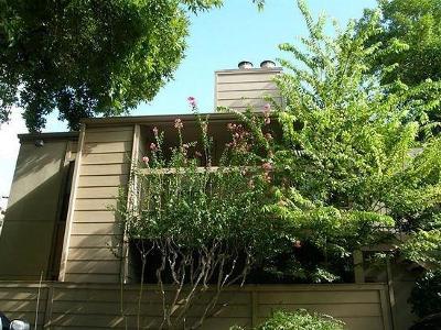 Houston Condo/Townhouse For Sale: 2125 Augusta Drive #48