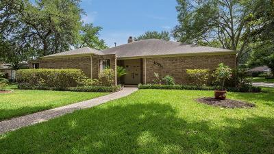 Houston Single Family Home For Sale: 10331 Pine Forest Road