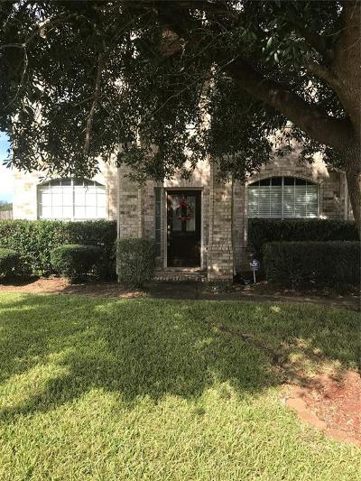 Fort Bend County Single Family Home For Sale: 2826 Park Springs Lane