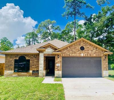 Houston Single Family Home For Sale: 6615 Bethune Drive