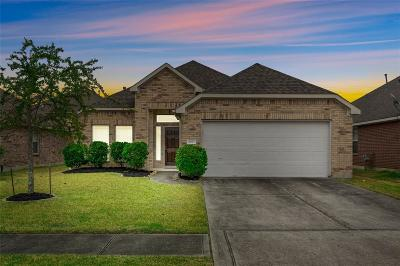 Deer Park Single Family Home For Sale: 4621 Meadow Way Drive