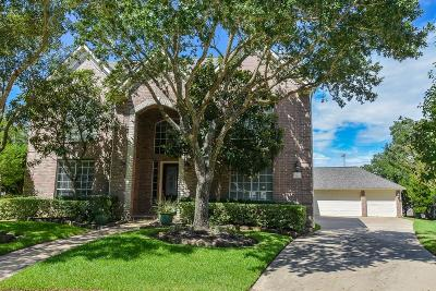 Sugar Land Single Family Home For Sale: 23 Oakmere Place