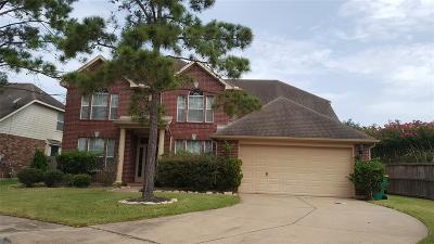 Pearland Rental For Rent: 3919 Amerson Court