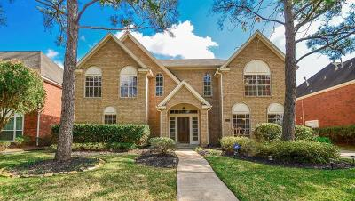 Sugar Land Single Family Home For Sale: 3311 Lakefield Boulevard