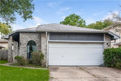 Houston Single Family Home For Sale: 13546 Bonilla Lane