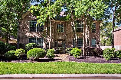The Woodlands Single Family Home For Sale: 7 Broadweather Place