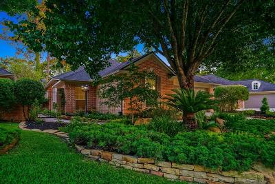 The Woodlands Single Family Home For Sale: 42 N Manorcliff Place