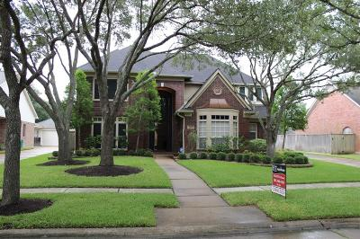 Sugar Land Single Family Home For Sale: 1426 Stone Trail Drive
