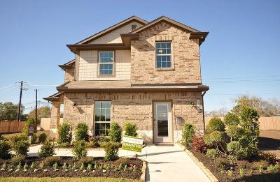 Missouri City Single Family Home For Sale: 2427 Concord Terrace