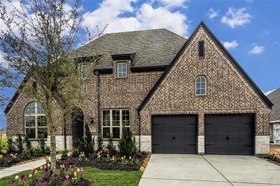 Fulshear Single Family Home For Sale: 30631 Zerene Trace