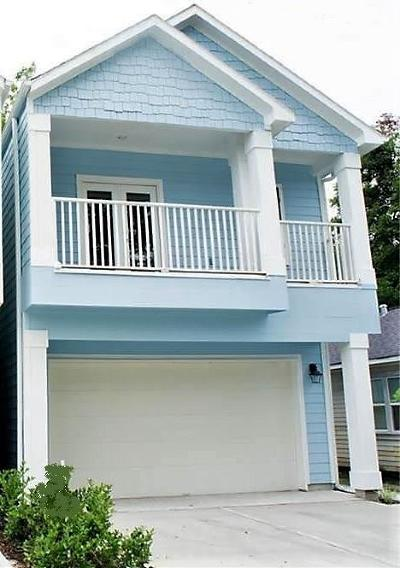 Houston Single Family Home For Sale: 1115 E 27th Street