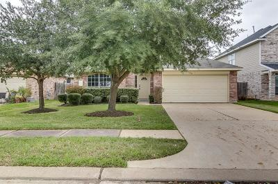 Katy Single Family Home For Sale: 5818 Horse Prairie Drive