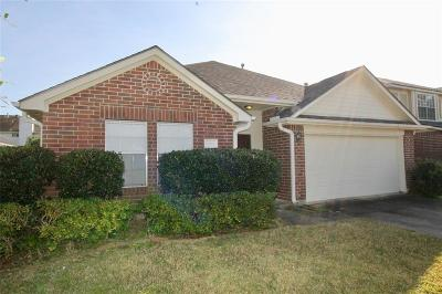 Cypress Single Family Home For Sale: 19819 Black Cherry Bend Court