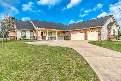 Sealy Single Family Home For Sale: 359 Pecan Grove Road