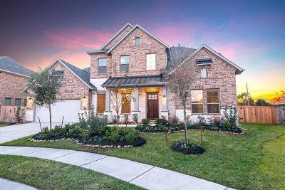 Tomball Single Family Home For Sale: 18731 Spellman Ridge Drive