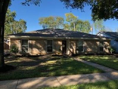 Houston Single Family Home For Sale: 12626 Westmere Drive