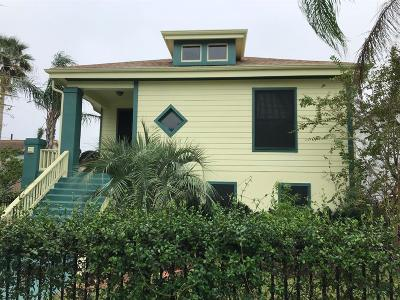 Galveston Multi Family Home For Sale: 3601 Avenue O