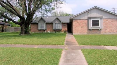 La Porte Single Family Home For Sale: 3435 Roseberry Drive