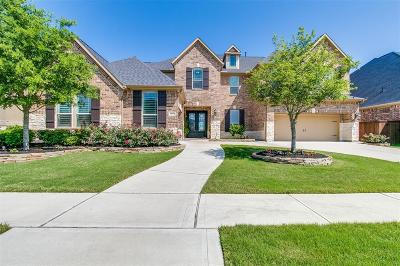 Katy Single Family Home For Sale: 1907 Rice Mill Drive