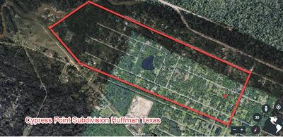 Huffman Residential Lots & Land For Sale: 23 Birchwood Drive Drive