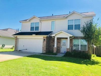 Rosenberg Single Family Home For Sale: 715 Seabourne Meadows Drive