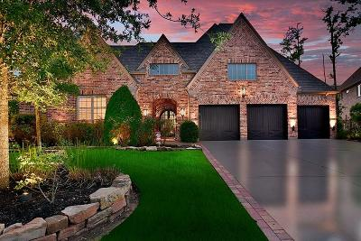 The Woodlands TX Single Family Home For Sale: $1,050,000