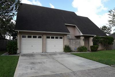 Pearland Rental For Rent: 2314 Meadow Green Drive