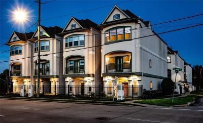 Houston Single Family Home For Sale: 4717 San Jacinto Street