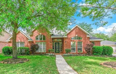 Tomball Single Family Home For Sale: 31307 Bearing Star Lane
