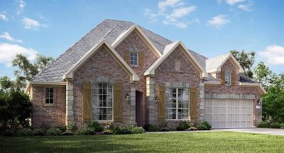 Katy Single Family Home For Sale: 1823 Bridge Gate Lane