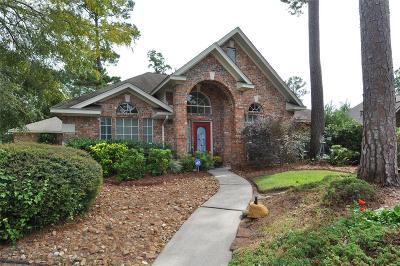 Kingwood Single Family Home For Sale: 27130 Kings March Court