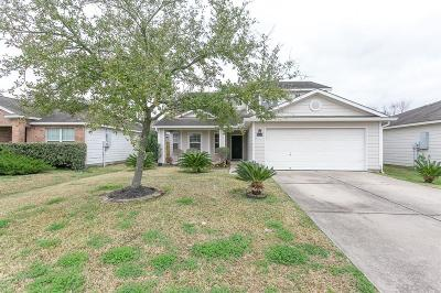Texas City Single Family Home For Sale: 9314 Barracuda Drive
