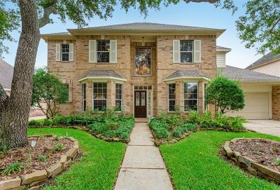 Sugar Land Single Family Home For Sale: 6015 Parkwood Place