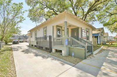 Houston Single Family Home For Sale: 632 W 20th Street