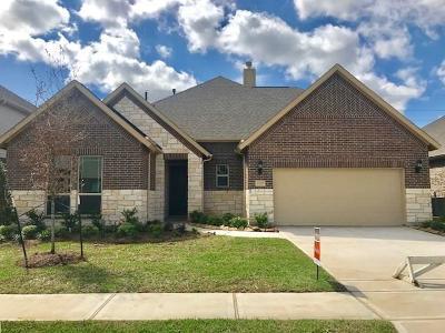 Katy Single Family Home For Sale: 23327 Campwood Terrace Lane