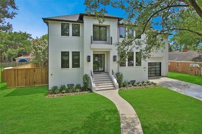 Houston Single Family Home For Sale: 4935 Braesheather Drive