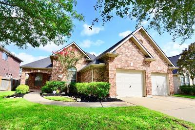 Katy Single Family Home For Sale: 21110 Jade Bluff Lane