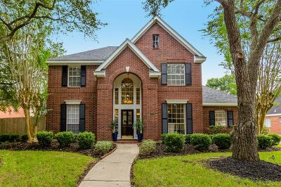 Sugar Land Single Family Home For Sale: 2007 Teakwood Place